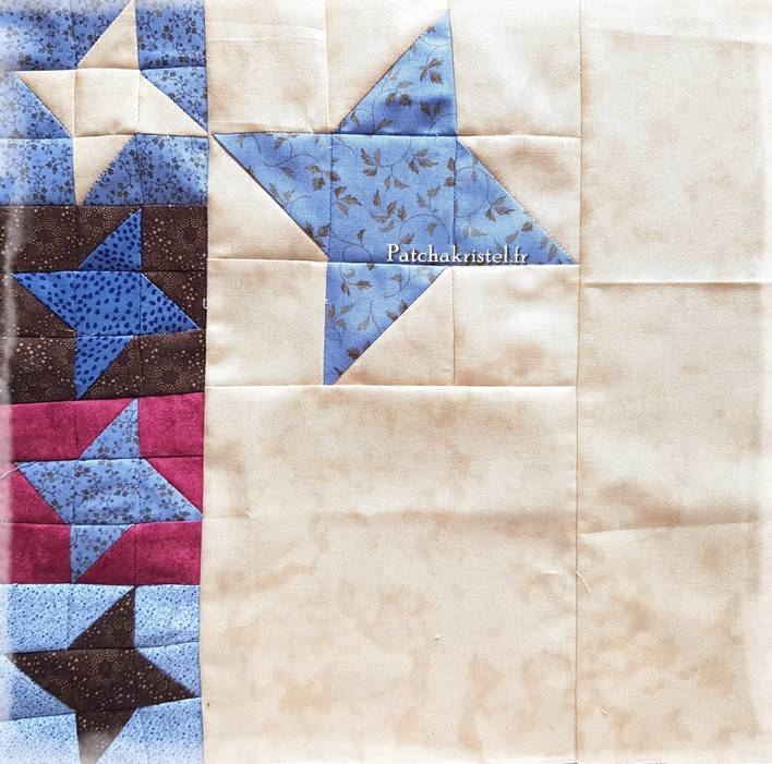 stitched by me lynette anderson patchwork quilt friendship star